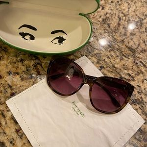 SOLD Kate Spade Sunglasses